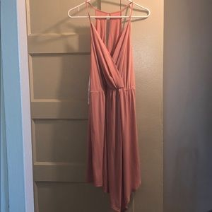 BCBJ wrapped dress !